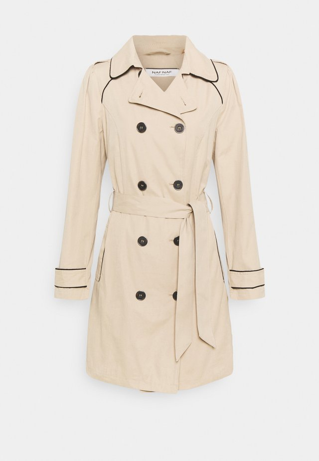 BIMODE - Trenchcoat - tan