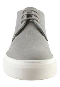 EKN Footwear - SCHNÜRSCHUH MAPLE MID GREY VEGAN - Casual lace-ups - grey - 5