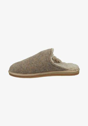COZY - Slippers - grey melange