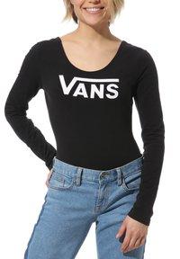 Vans - T-shirt à manches longues - black - 1