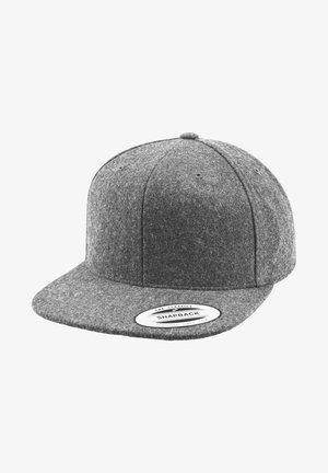 MELTON  SNAPBACK - Cap - h.grey