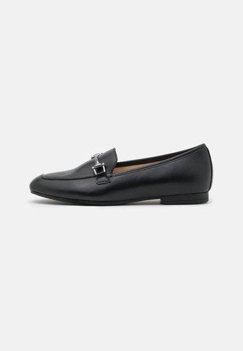 Slippers - schwarz/altsilber
