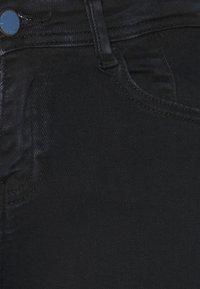 Noisy May Petite - NMNEW LUCY SKINNY  - Jeans Skinny Fit - blue black denim - 2
