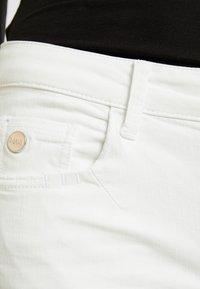 Mavi - ADRIANA - Jeans Skinny Fit - off white washed down - 7