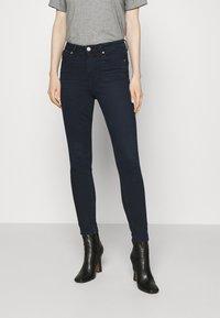 Marks & Spencer London - IVY SKINNY - Jeans Skinny Fit - dark-blue denim - 0