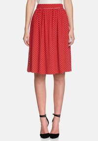 Vive Maria - Monaco  - Pleated skirt - red - 0