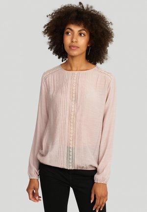 Bluzka - pastel pink