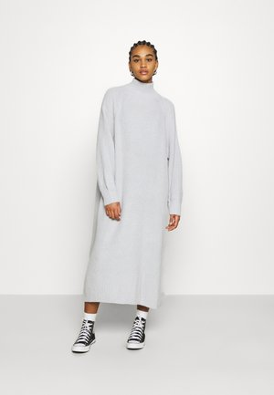 KEAN DRESS - Jumper dress - grey dusty light