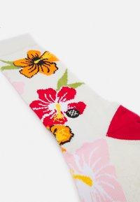 Stance - SHOE FLOWER - Socks - offwhite - 1