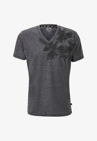 Q/S designed by - ÉTROIT - T-Shirt print - dark grey - 6