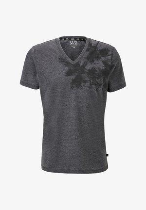 ÉTROIT - Print T-shirt - dark grey