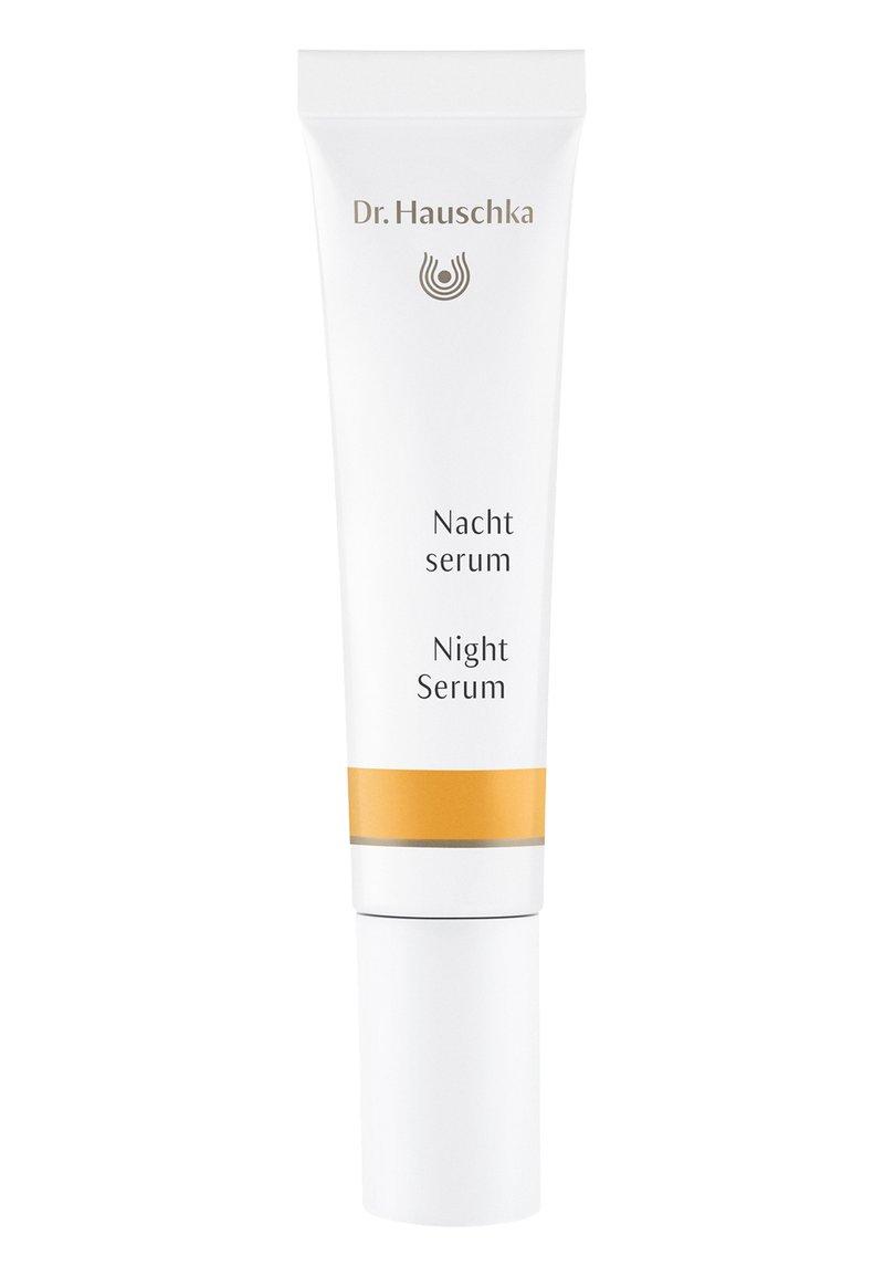Dr. Hauschka - NIGHT SERUM - Night care - -