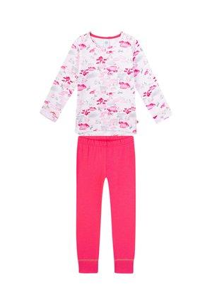 """""""HORSEPOWER"""" - Pyjama set - grau (13)"""