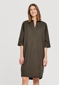 Opus - Day dress - olive - 0