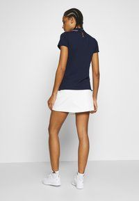 Polo Ralph Lauren Golf - T-shirt con stampa - french navy/pure white - 2