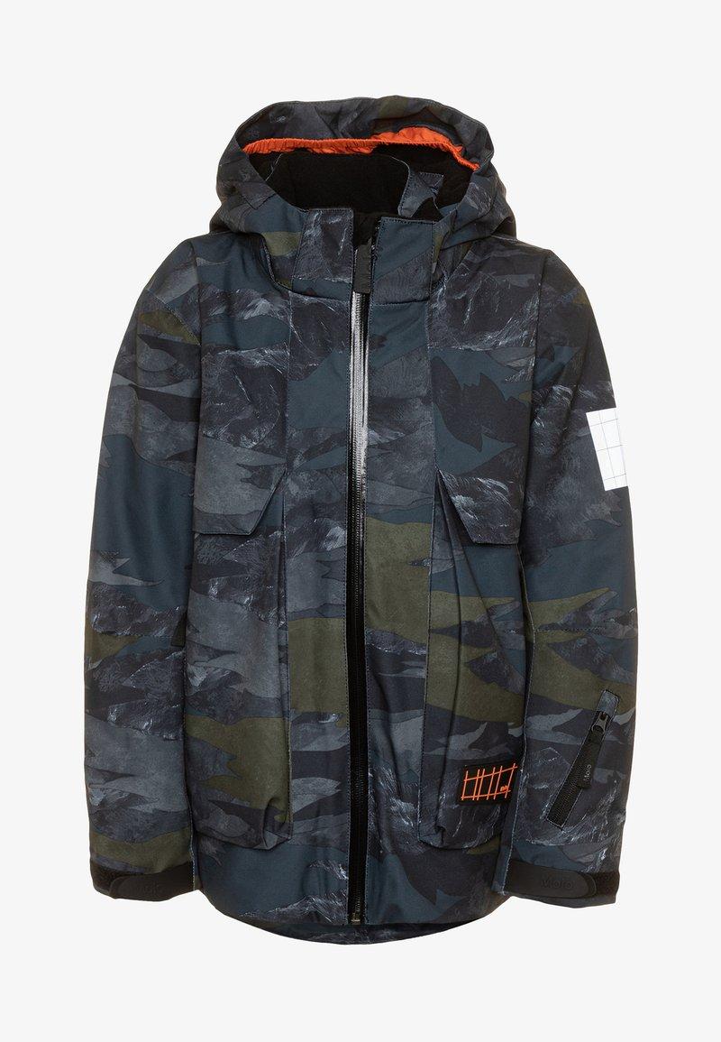 Molo - ALPINE - Ski jacket - dark blue