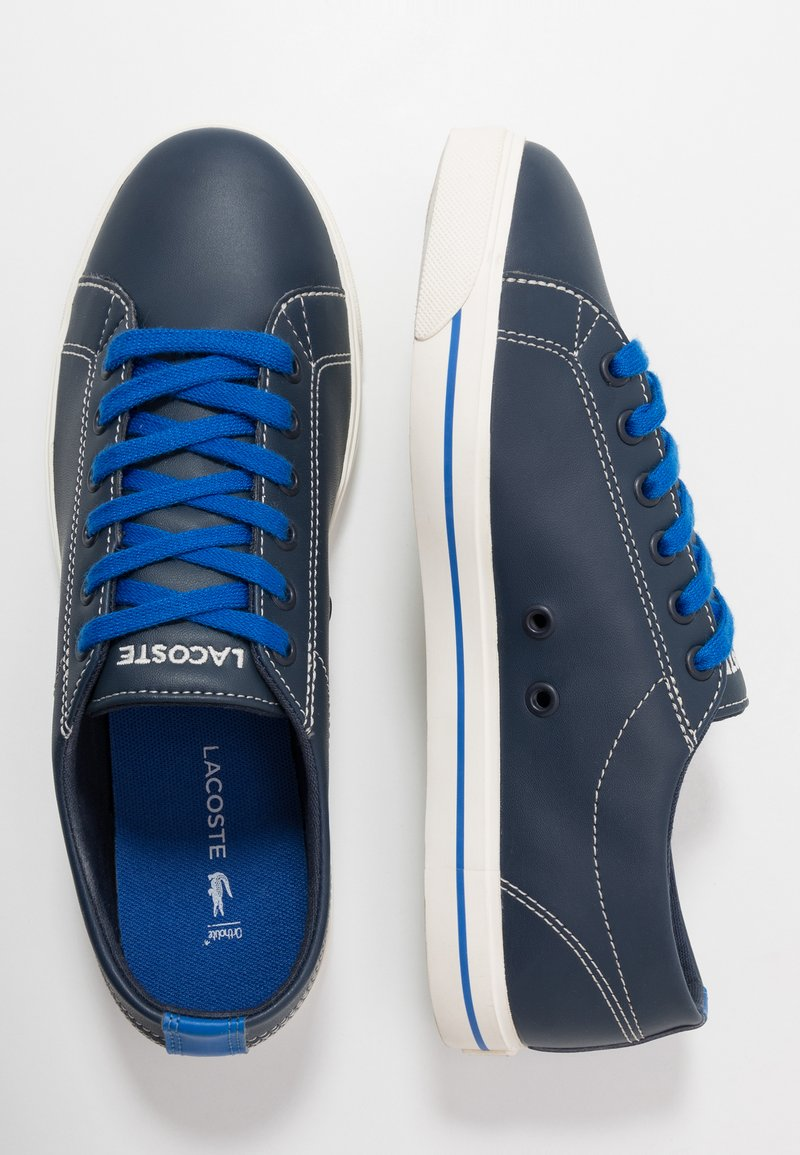 Lacoste - RIBERAC 120 - Trainers - navy/offwhite