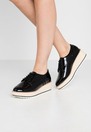 ARIA - Lace-ups - black