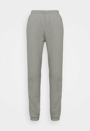 COZY PANTS - Tracksuit bottoms - gray/blue