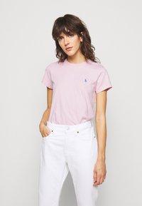 Polo Ralph Lauren - T-shirt basic - garden pink - 0