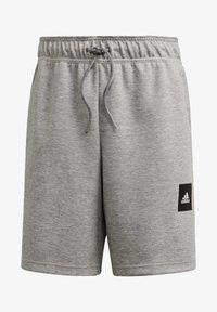 adidas Performance - MUST HAVES STADIUM SHORTS - Sports shorts - grey - 6