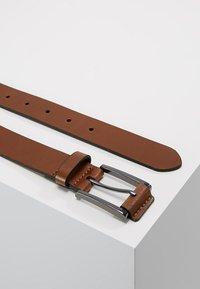Burton Menswear London - TAB DETAIL - Cinturón - brown - 2