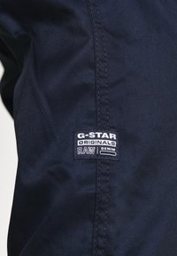 G-Star - RELAXED CUFFED TRAINER - Cargo trousers - sartho blue - 3