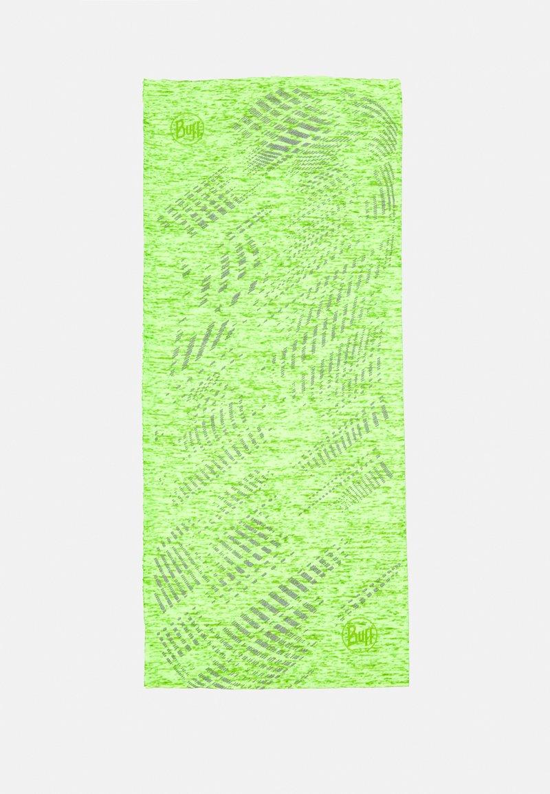 Buff - REFLECTIVE UNISEX - Kruhová šála - lime heather