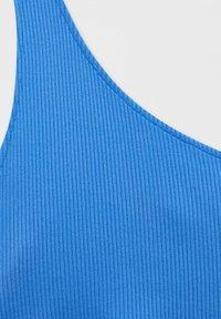 PULL&BEAR - Shift dress - blue - 5