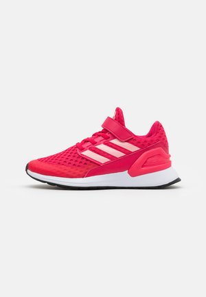 RAPIDARUN UNISEX - Laufschuh Neutral - power pink/glory pink/core black