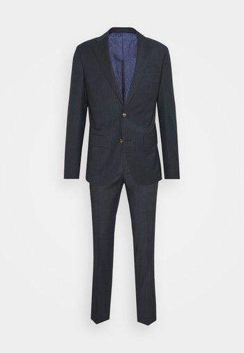 STAR NAPOLI - Suit - medium blue