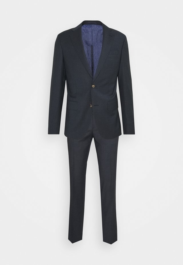 STAR NAPOLI - Suit - medium blue