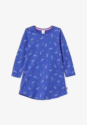 Noční košile - cornflower blue