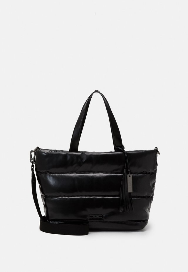 LABEL SHELLEY - Shoppingveske - black