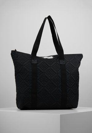 GWENETH FLOTILE - Shoppingveske - black
