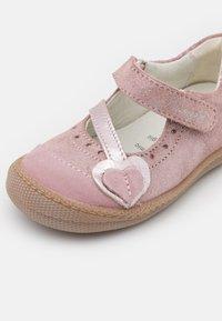 Primigi - Ankle strap ballet pumps - light pink - 5