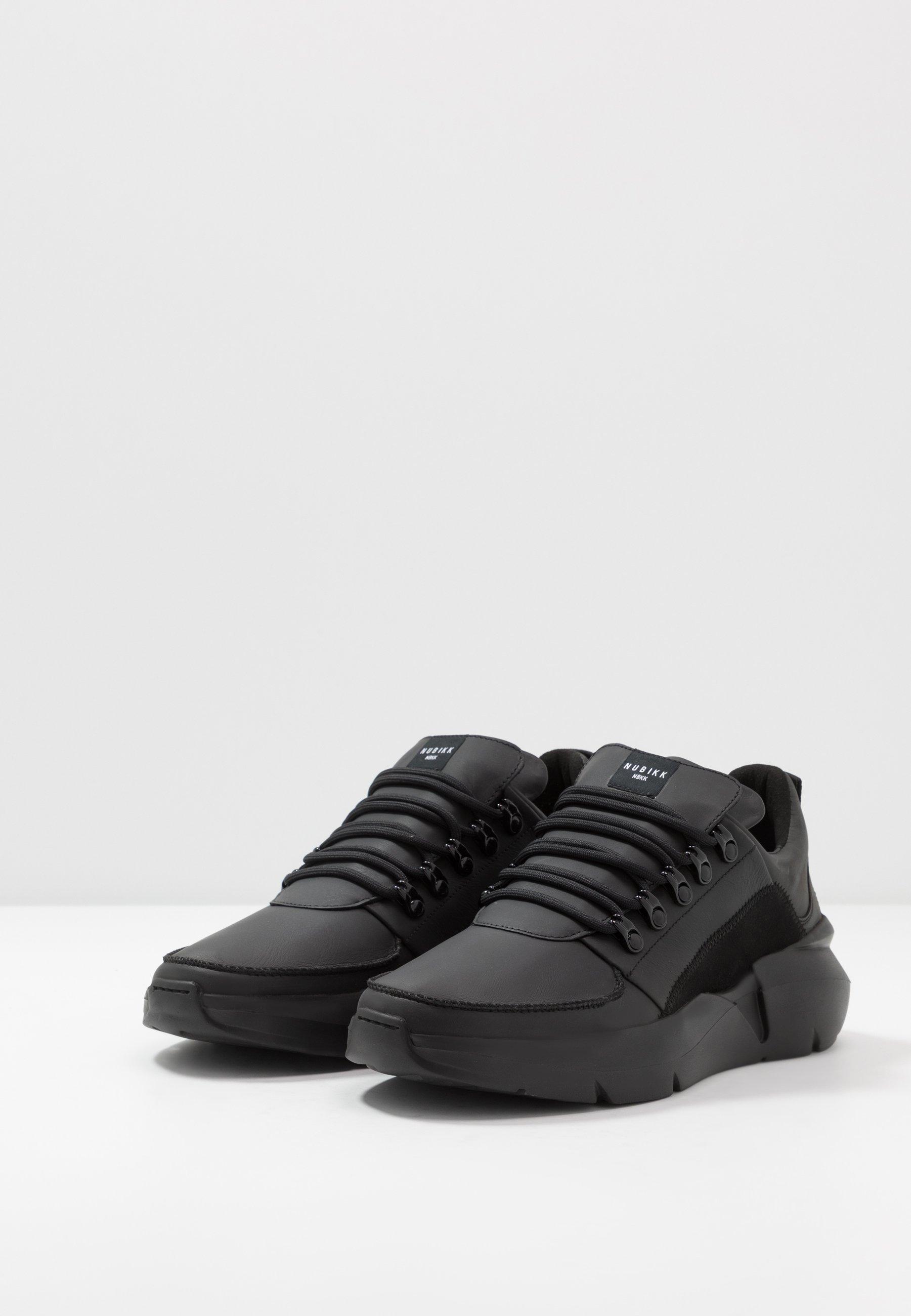 Nubikk ELVEN ROYAL - Sneaker low - black raven/schwarz - Herrenschuhe d1Hem