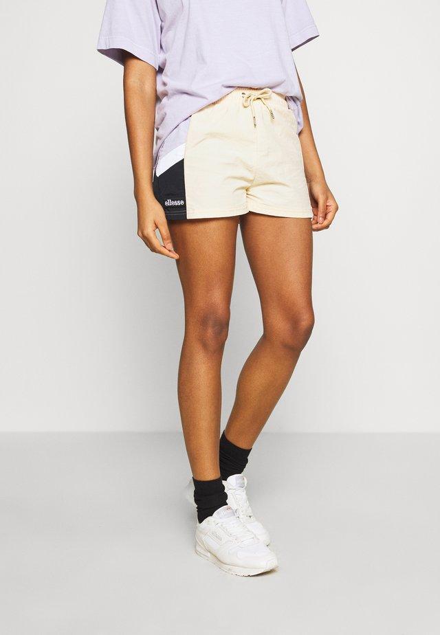 POSCURO - Shorts - beige