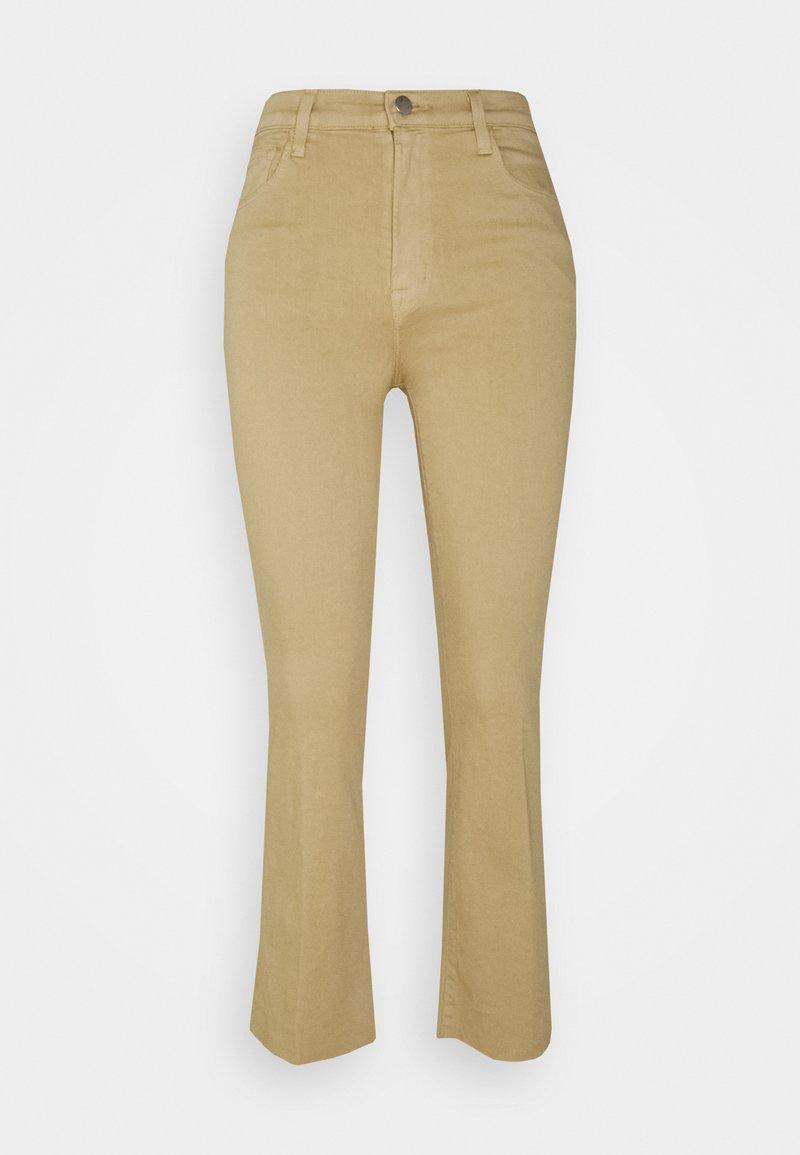 J Brand - FRANKY HIGH RISE CROP BOOT - Jeans Skinny Fit - kurnel