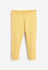 Next - 2 PACK BUTTERFLY - Leggings - Trousers - yellow, blue, white - 2