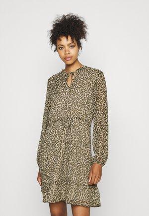 ONLMARGUERITE DRESS - Vestito estivo - pumice stone/sunset