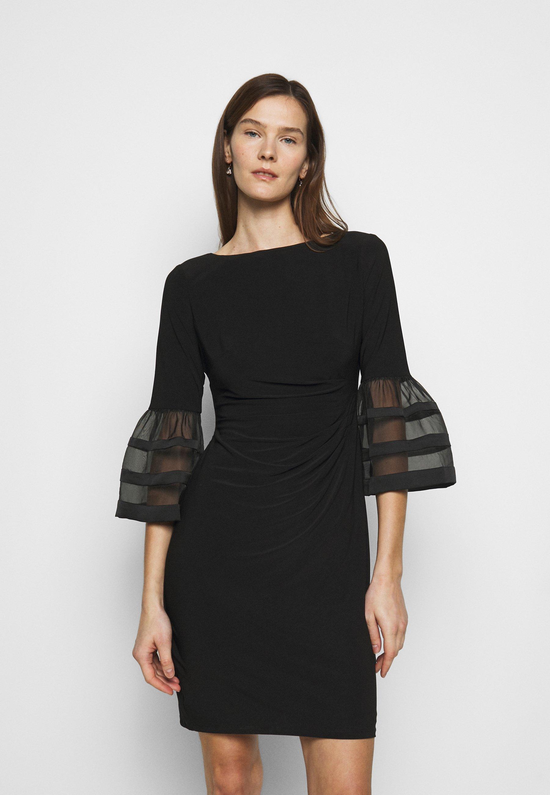 Damen MID WEIGHT DRESS - Jerseykleid