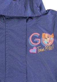 Paw Patrol - MATSCH UND BUDDELANZUG SET-Waterproof jacket - Regenbroek - dunkelblau - 3