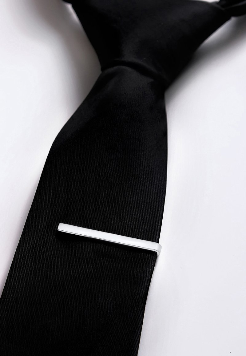 KUZZOI - SET - Boutons de manchette - silver-coloured