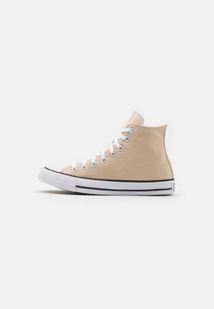 CHUCK TAYLOR ALL STAR - Korkeavartiset tennarit - farro