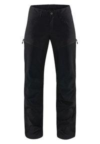 Haglöfs - MID FLEX PANT - Outdoor trousers - true black solid long - 0