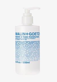 MALIN+GOETZ - TAGESPFLEGE VITAMIN E FACE MOISTURIZER - Makeup remover - - - 0