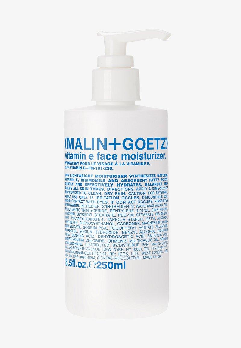 MALIN+GOETZ - TAGESPFLEGE VITAMIN E FACE MOISTURIZER - Makeup remover - -