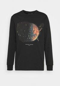 SPACE - Sweatshirt - black