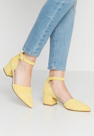 MYA - Classic heels - citrus